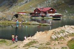 fagarasberg romania Fotografering för Bildbyråer
