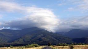 Fagarasi Mountains royalty free stock photo
