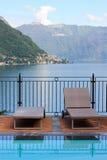 Faggeto Lario - Lake Como Royalty Free Stock Image