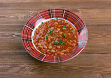 Fagioli all uccelletto Royalty Free Stock Photo
