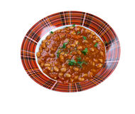 Fagioli all'uccelletto Stock Photos