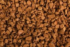 Fagioli del caffè macinato fotografia stock