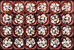 Fagioli del cereale di struttura Fotografia Stock Libera da Diritti
