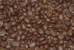 FAGIOLI DELL'ARROSTO COFFE Fotografia Stock