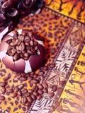 Fagioli di caffè Immagini Stock