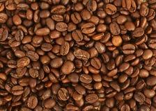 Fagioli di Cofee Immagini Stock