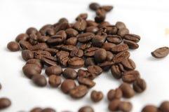 Fagioli di Cofee Immagine Stock