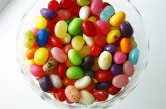 Fagioli di gelatina immagini stock