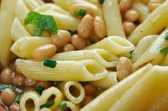 Fagioli för pasta e Arkivfoton