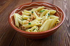 Fagioli för pasta e Arkivbild