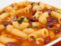 Fagioli för pasta e Arkivfoto