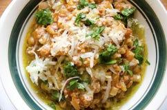 Fagioli för pasta e Fotografering för Bildbyråer