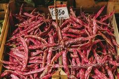 Fagioli rossi Fotografie Stock