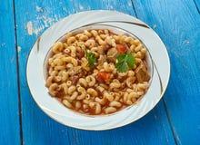 Fagioli-Suppe Stockbild