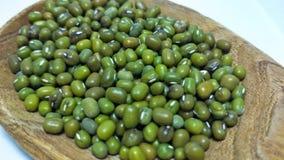 Fagioli verdi che vendono in Tailandia Fotografie Stock
