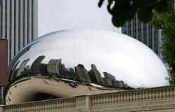 Fagiolo del Chicago fotografia stock libera da diritti