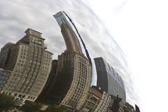 Fagiolo di Chicago fotografie stock libere da diritti