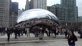 Fagiolo di Chicagos Fotografie Stock