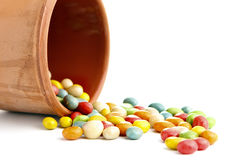 Fagiolo di gelatina Fotografia Stock