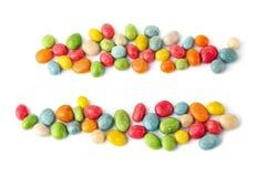 Fagiolo di gelatina Fotografia Stock Libera da Diritti