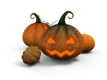 Fagiolo Halloween Fotografia Stock