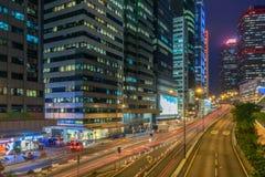 Fahler Bezirk Sheung von Hong Kong Stockbilder