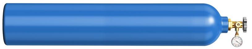 Fahne für den Standort für den Verkauf des flüssigen Sauerstoffes Stockfotos