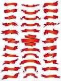 Fahnen-Ansammlung Lizenzfreie Stockbilder