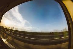 Fahren Sie durch Foto Lizenzfreie Stockfotografie