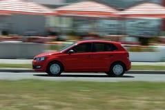 Fahren zu schnelles Lizenzfreies Stockfoto