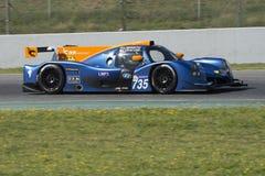 Fahrer Francesco Dracone Ligier JSP3 Lizenzfreie Stockbilder