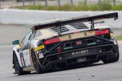 Fahrer Fredy BARTH Team Leipert Motorsport Lizenzfreie Stockfotos
