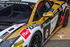Fahrer Fredy BARTH Team Leipert Motorsport Stockfoto