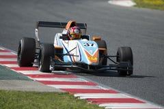 Fahrer Gilles Heriau Formel Motorsport-Team stockfotos