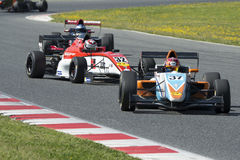 Fahrer Gilles Heriau Formel Motorsport-Team stockfotografie