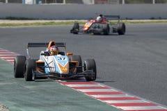 Fahrer Gilles Heriau Formel Motorsport-Team stockfoto