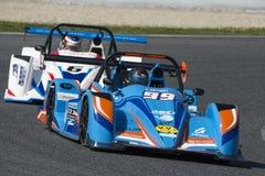 Fahrer Guillaume Veyrat Mercure Racing Team Stockfotos