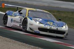 Fahrer Mario Cordoni Ausdauer GT stockfoto