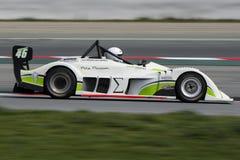 Fahrer MERCIER Sylvain Team PROM-AUTO-SPORT Stockfotografie