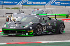Fahrer Nicola CADE Team Kessel Racing Stockfotografie