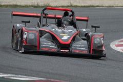Fahrer Sebastien Morales Ausdauer Proto lizenzfreie stockbilder