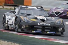 Fahrer Stucky Bruno Ausdauer GT stockfoto