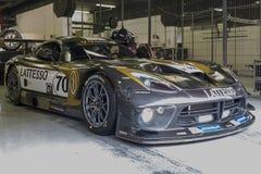 Fahrer Stucky Bruno Ausdauer GT stockbild