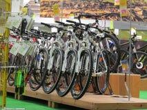 fahrräder Lizenzfreie Stockbilder