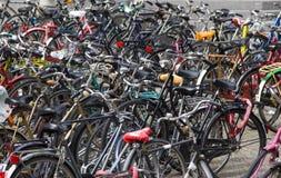 Fahrräder Lizenzfreies Stockfoto
