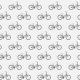 Fahrräder in den dunklen Farben Lizenzfreie Stockfotos