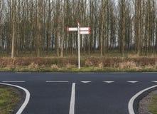 Fahrradüberfahrt Lizenzfreies Stockbild