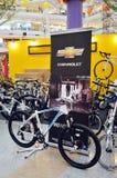 Fahrrad-Ausstellung 2014 Stockfoto