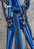 Fahrrad-Bremsen stockbilder