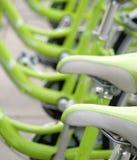 Fahrrad-Details Stockfotos